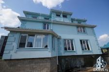 Фасадная штукатурка каркасного дома на минеральную вату_12