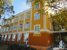 Реноация фасада декоративной штукатуркой ATLAS и архитектурными элементами_21