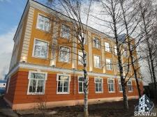 Реноация фасада декоративной штукатуркой ATLAS и архитектурными элементами_31